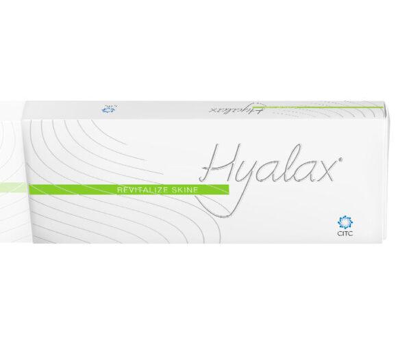 Hyalalax Revitalize skin